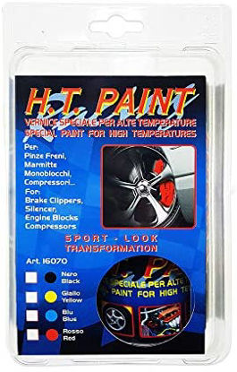 Immagine di RACING H.T.PAINT 600° RED